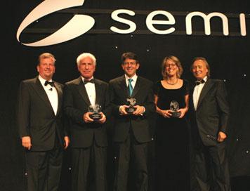 Cognex win SEMI Award 2005
