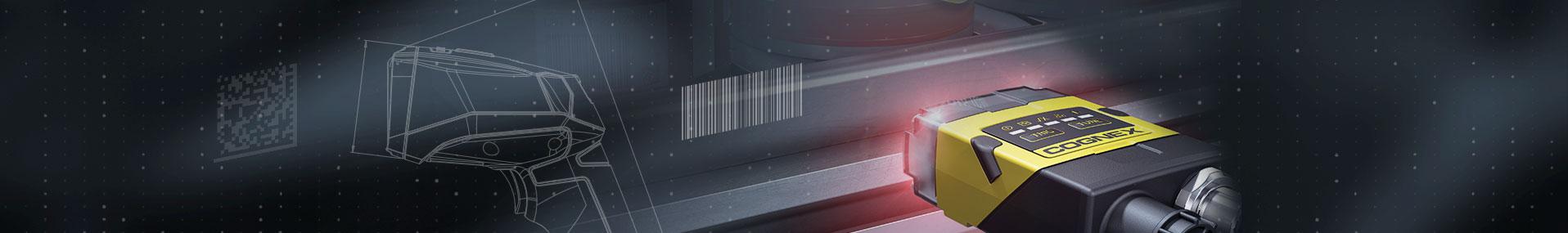 Cognex Dataman Barcode Readers banner