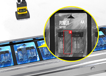 Missing Product Detection for AA batteries