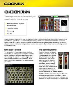 VisionPro ViDi for Macroscopy Datasheet