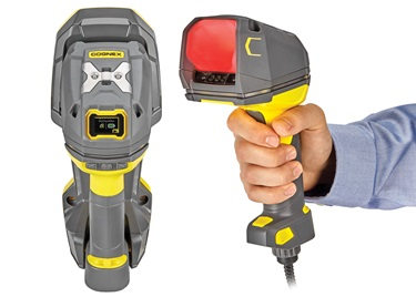 DataMan 8700DX mounted and held by hand