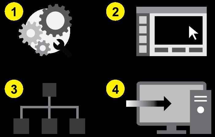 Cognex Designer application set-up