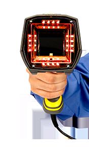 Cognex DM8072 Verifier Front facing