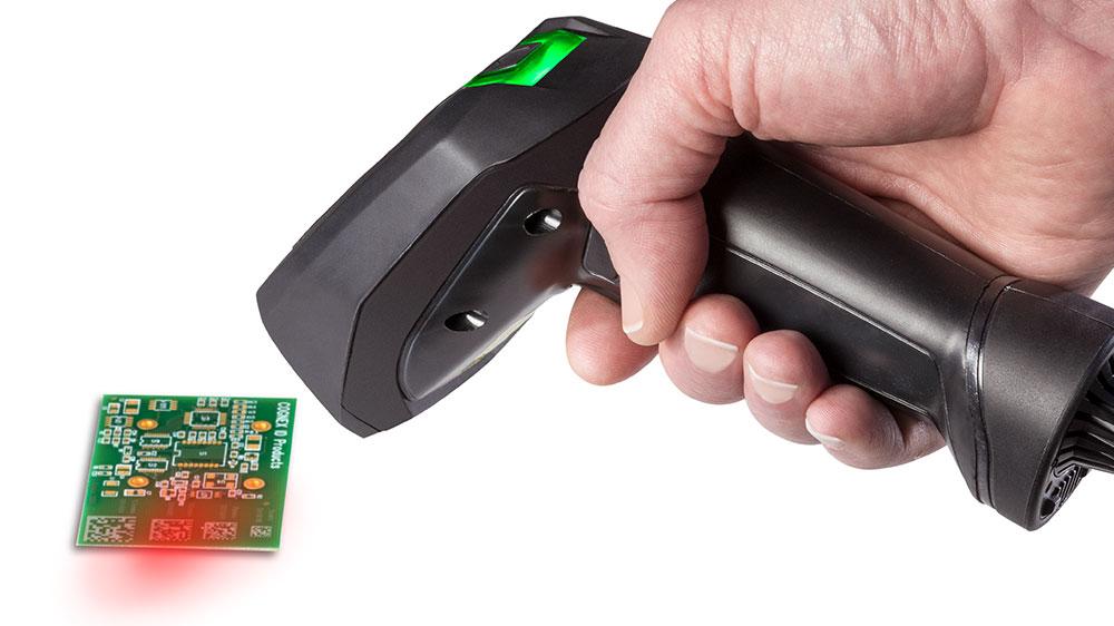 ESD-safe DataMan 8050 scanning circuit board 2d bar code