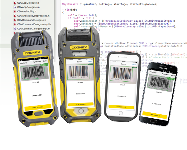 Cognex Mobile SDK