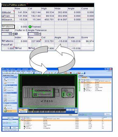 In-Sight - EasyBuilder and Spreadsheet Standard