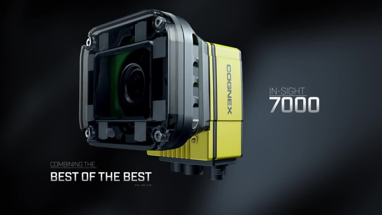 In-Sight 7000 - The Best of the Best