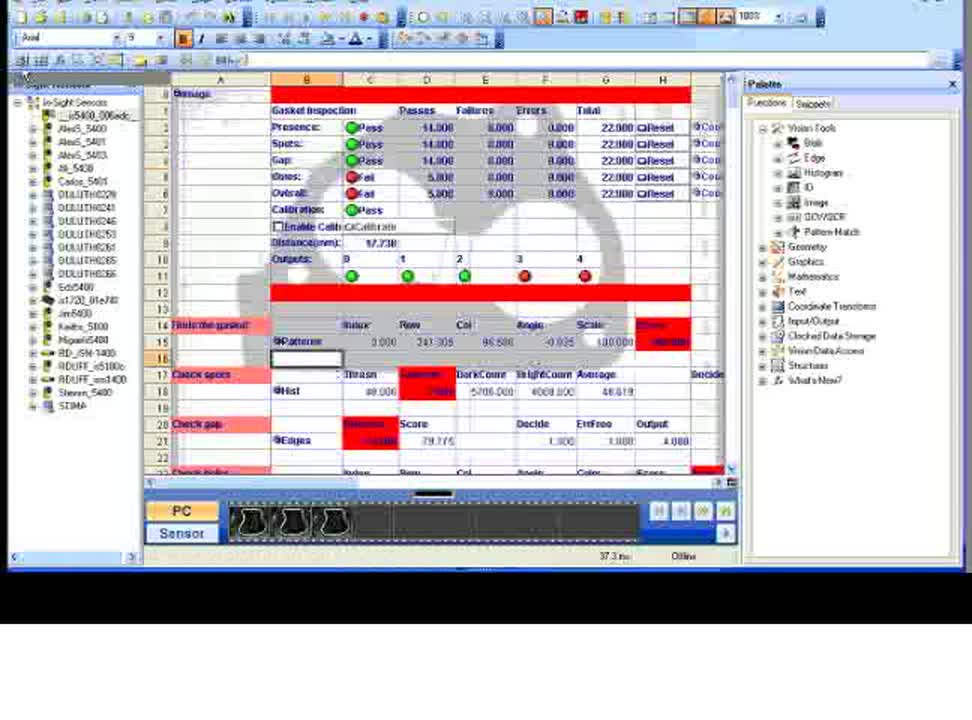InSight EasyBuilder  VisionView  Deployment