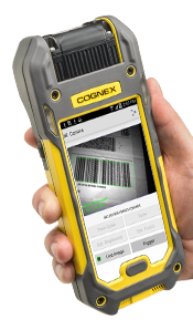 Cognex MX-1502 phone barcode scanner